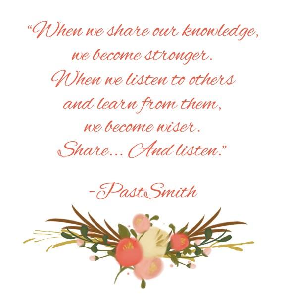 PastSmith Quote