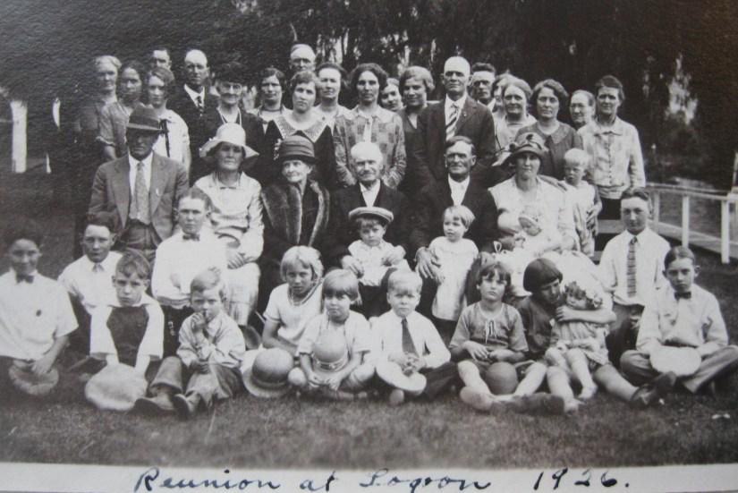 Reunion at Lagoon 1926
