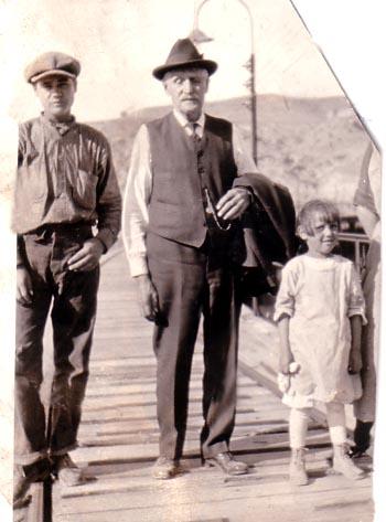 Orval Maffit, John B. Jerrain, Jackie Maffit