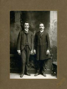 PETERSON, Peter and Thomas, sons of Peter B & Ann Powell Peterson