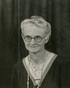CHENEY, Louise Delina, portrait