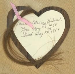 HUBAND, Blanche Octavia hair