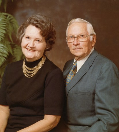 HUBAND, Lane Augustus and Ruth Norine Peterson