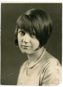 MAFFIT, Hope Estelle, about 1928, original scan