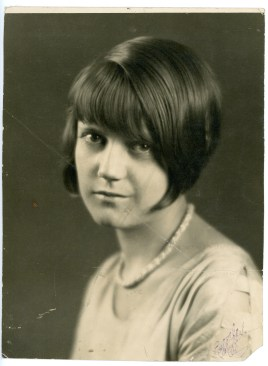 Hope Estelle Maffit, about 1928