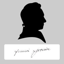 Francois Jerrain signature silhouette