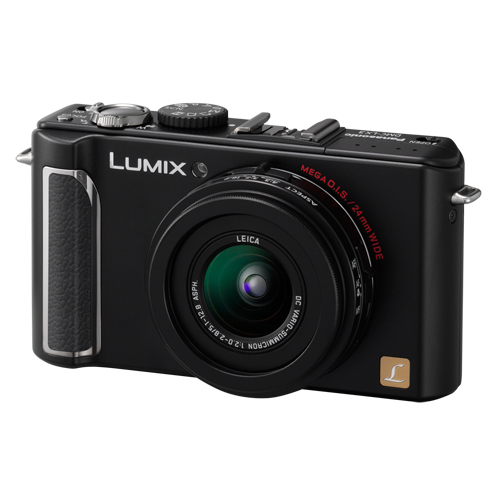 Beautifully designed and highly regarded camera from Panasonic