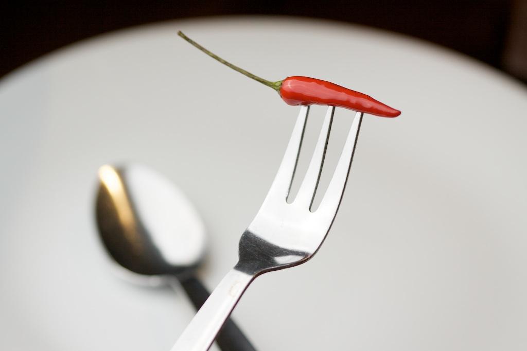 fork in chili 2