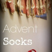 Advent Socks