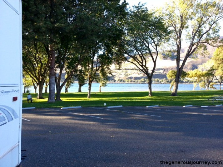 Celilo Park © Paul H. Byerly
