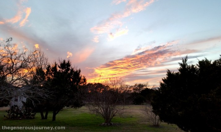 Texas Sunset © Paul H. Byerly
