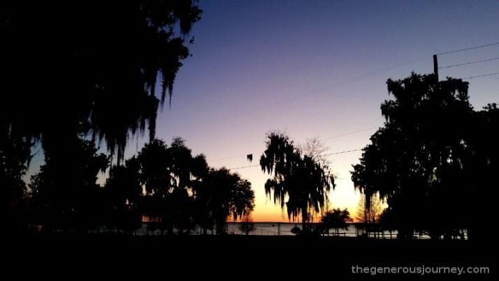 Sunset © Paul H. Byerly