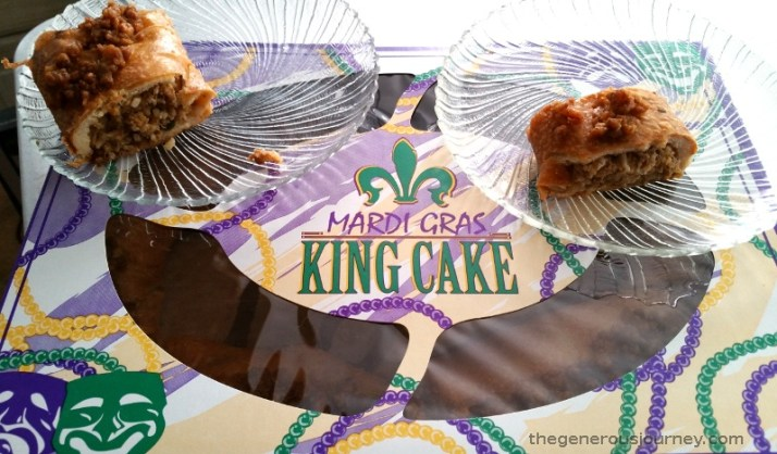 Boudin King Cake © Paul H. Byerly