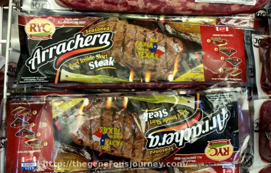 RYC Foods Fajita Meat© Paul H. Byerly