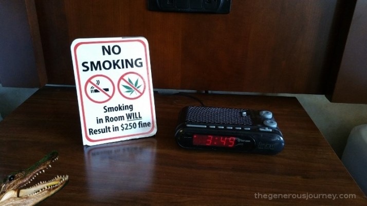 No smoking  of any kind © Paul H. Byerly