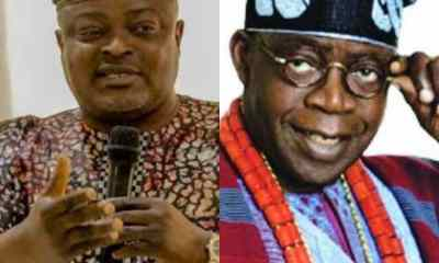 BOLA TINUBU AT 69: Nigeria Is Blessed With A Human Gift, Says Obasa