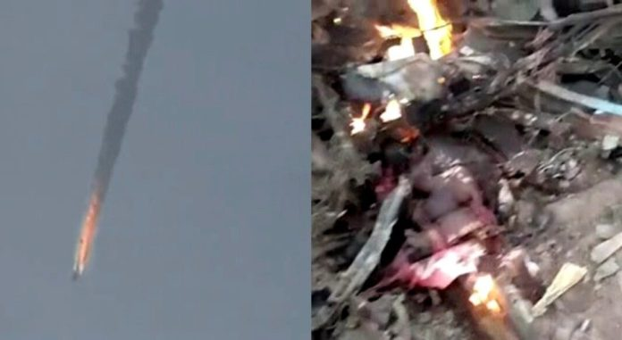 BREAKING: Boko Haram Claims Responsibility For Missing Air Force Jet, Releases Video Of Dead Pilots