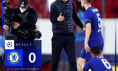 Chelsea Set New #EPL Record After Surviving Late Porto Scare - #CHEPOR