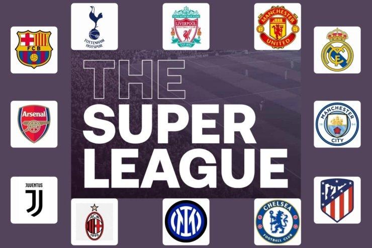 BREAKING: 12 Biggest Football Clubs Dump UEFA Champions League, Form European Super League