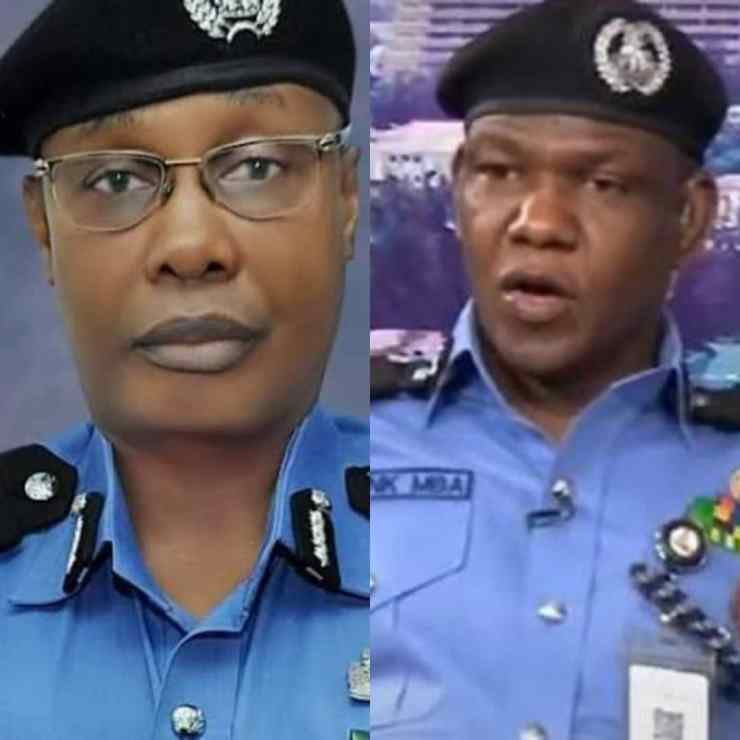 JUST IN: Acting IGP Usman Alkali Retains Frank Mba As Police Spokesman