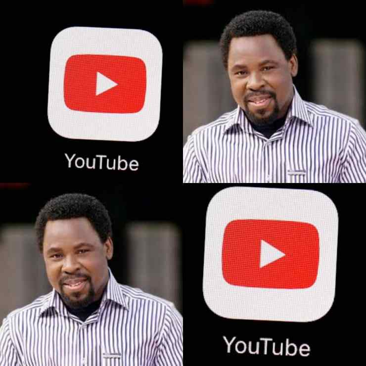 EXPOSED!!! Reason Why YouTube Suspended Pastor TB Joshua's Emmanuel TV