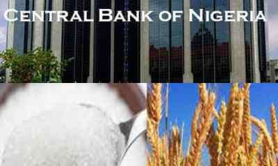BREAKING: Central Bank Includes Sugar And Wheat On FX Restriction List