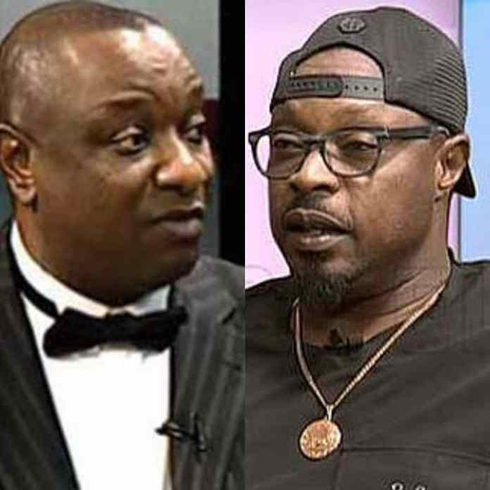 Festus Keyamo And Eedris Abdulkareem Fight Dirty On Twitter As Keyamo Leaked Attempted Extortion Text Messages From Eedris