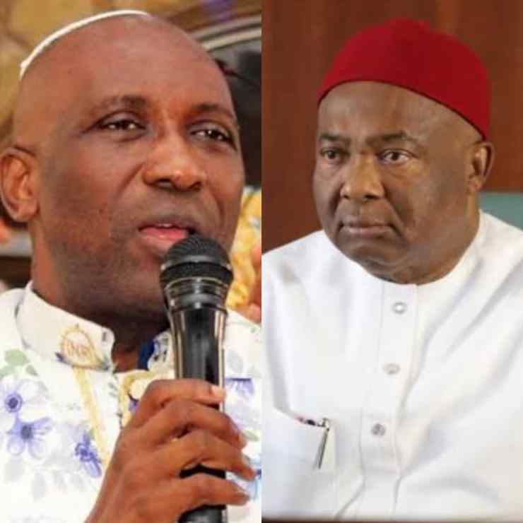 Primate Ayodele Releases Strong Message For Gov Uzodinma, Blasts Garba Shehu