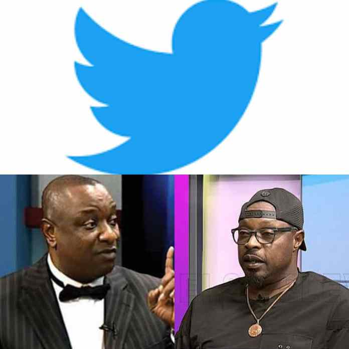 Embarrassment As Twitter Deletes Minister Keyamo's Leaked Chat With Eedris Abdulkareem