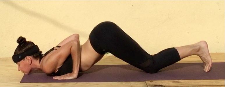 Reduce cigarette cravings with yoga.