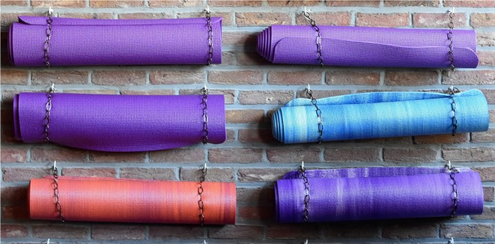 Do I need my own mat for my first yoga class?