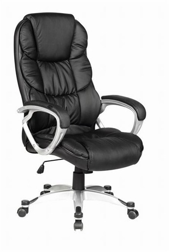 pu leather office chair papasan stool cushions best executive chairs in 2019 the genius review ergonomic computer desk task