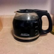 black coffee to wash black bjj gi