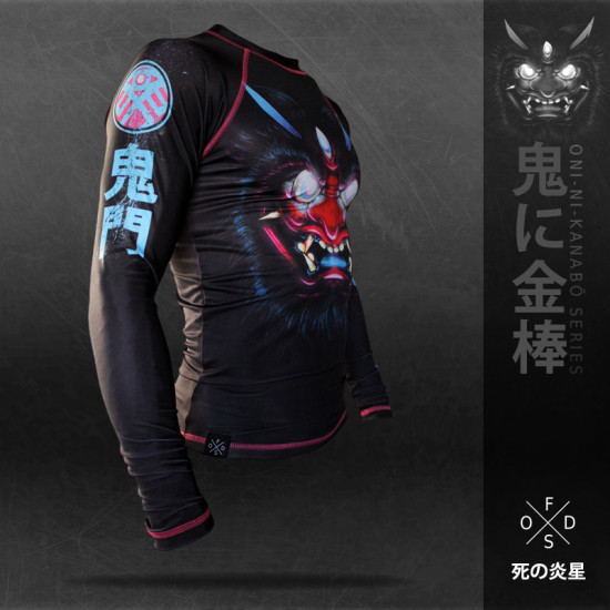 Demon Gate Rashguard