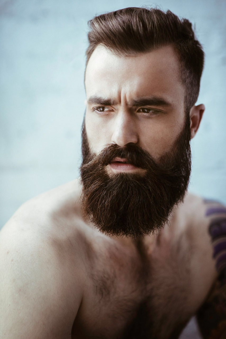 Acconciature barba uomo