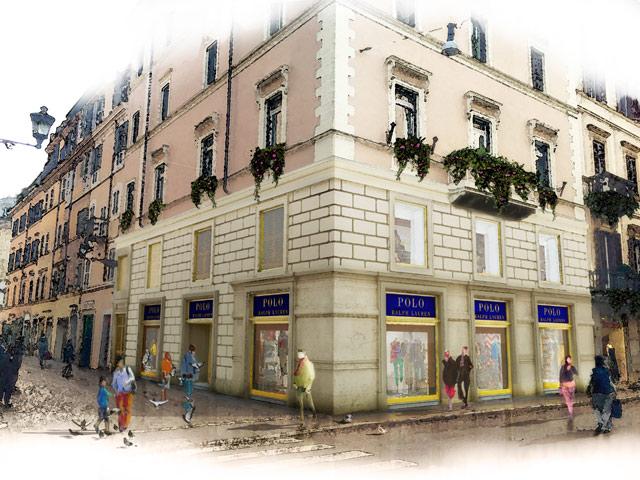 Polo Ralph Lauren – A Roma l'apertura del secondo store in Italia