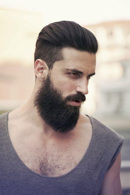 barba stile hipster