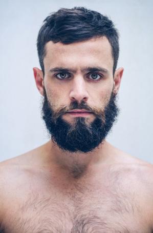 corta barba hipster