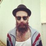 moda barba hipster