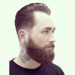 tendenza barba hipster