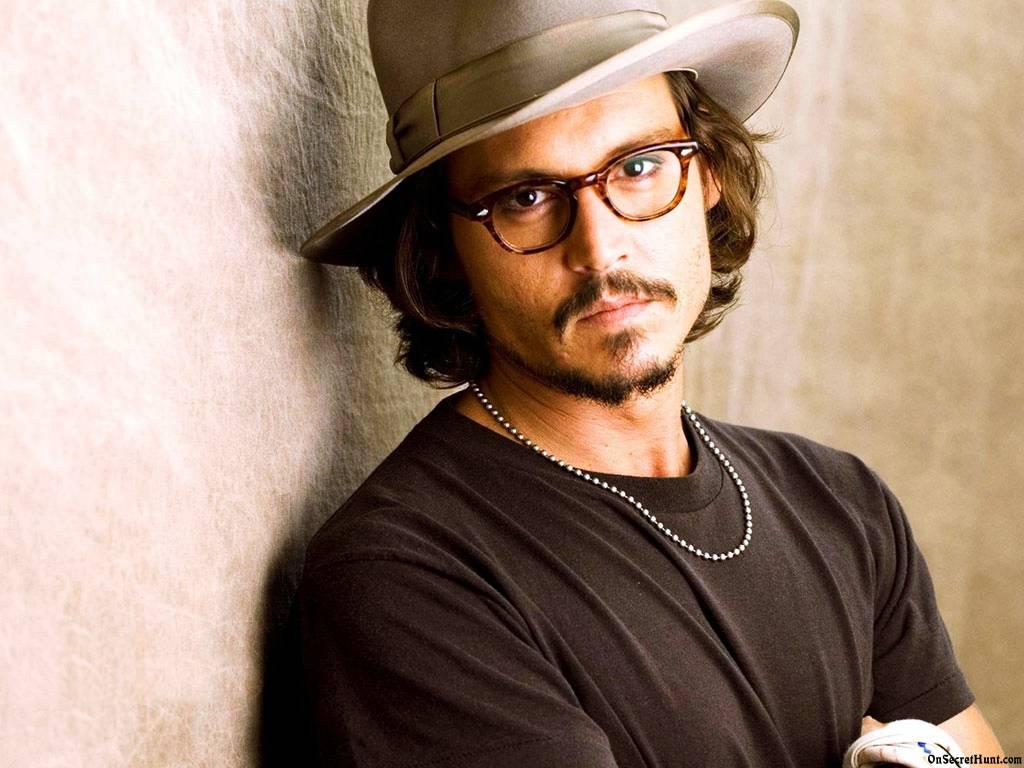 Johnny Depp Cappello Fedora Borsalino Trilby