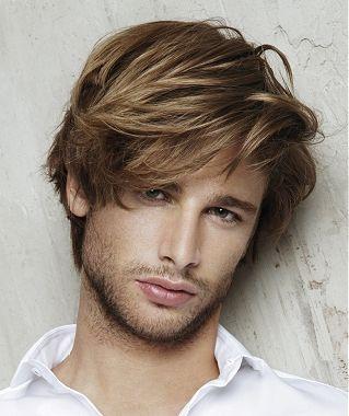 Tagli capelli uomo media lunghezza