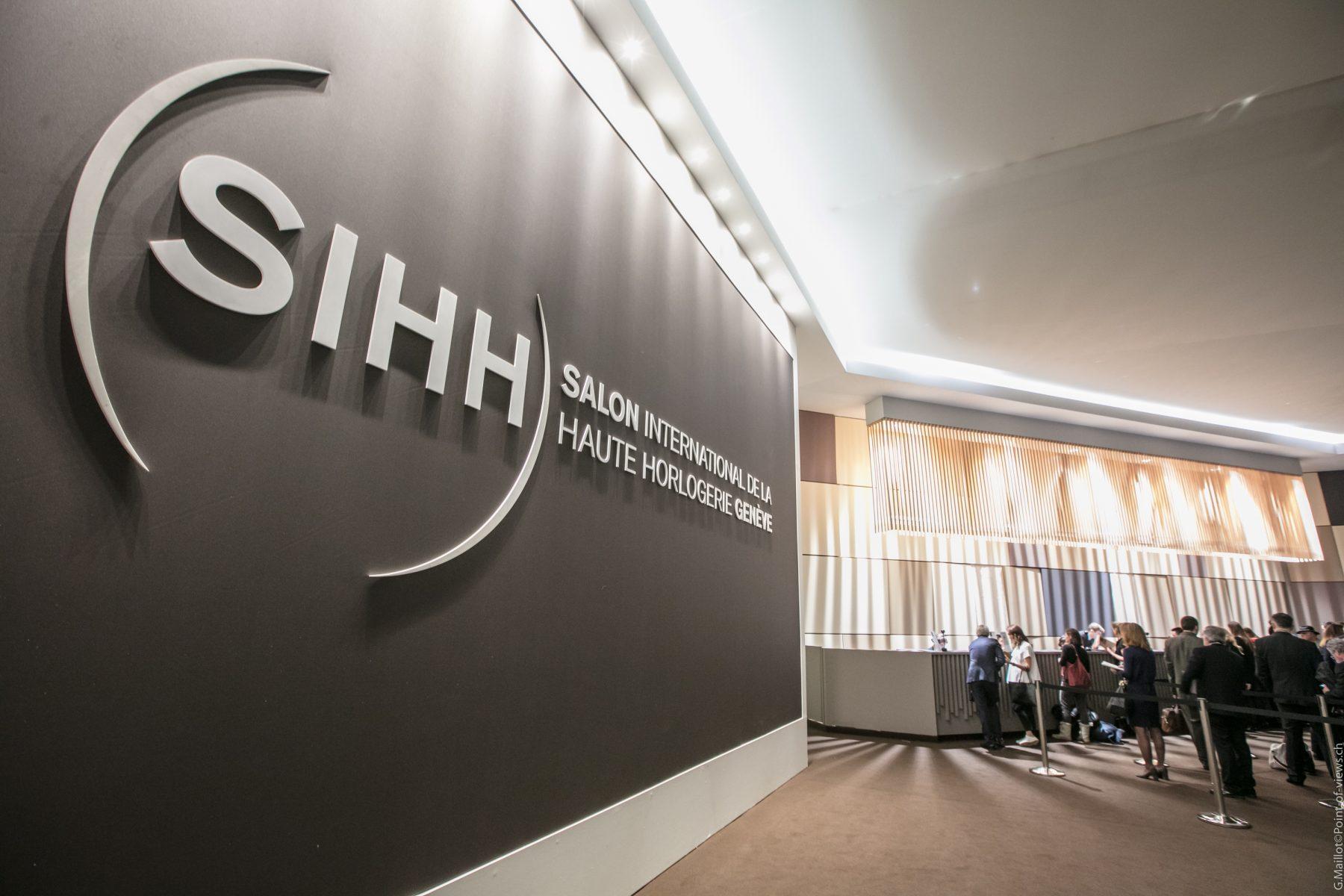 SIHH 2018 Ginevra: conto alla rovescia per il Salone Internazionale dell'Alta Orologeria di Ginevra