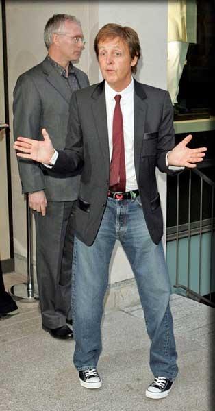 McCartney Converse