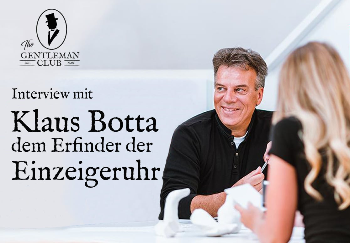Interview mit Klaus Botta