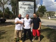 Harry's Pizzeria Crew at Knaus Berry Farms