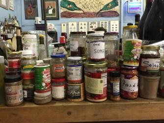 Jim's pantry is intense!