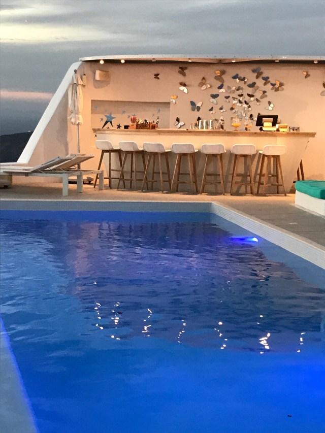 Pool at Astro Suites