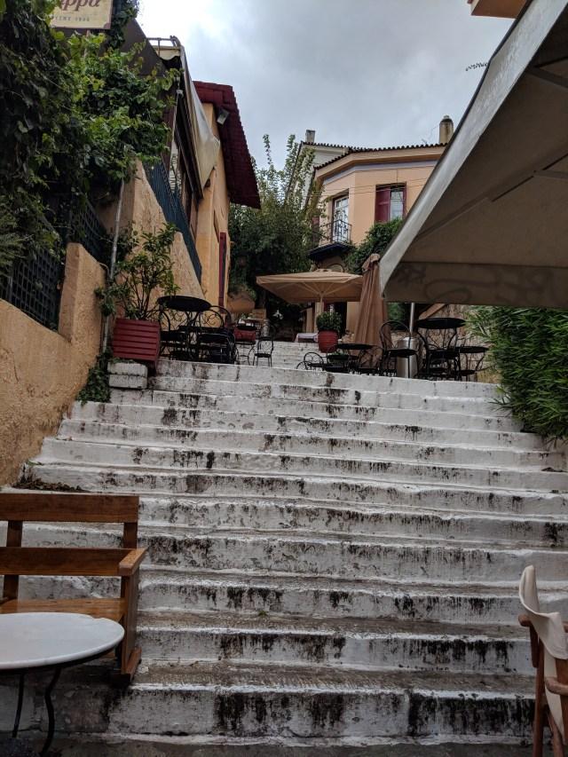 Greece Itinerary 1