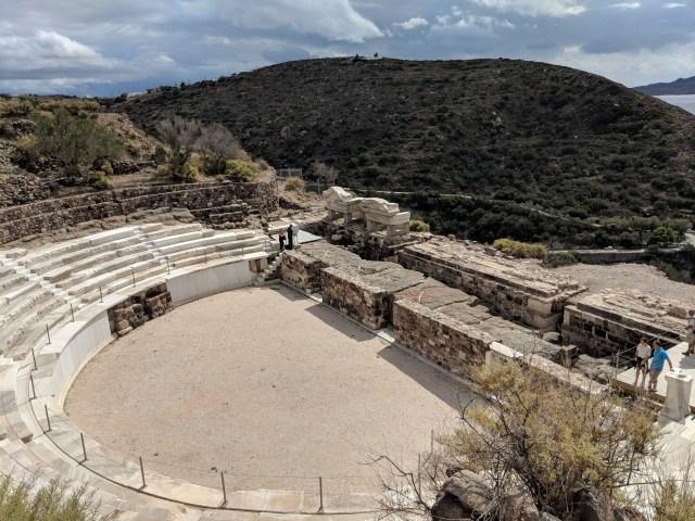 Greek Itinerary Milos Santorini